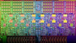 Así de impresionante se ve un procesador dual core de Intel ampliado 170.000 veces