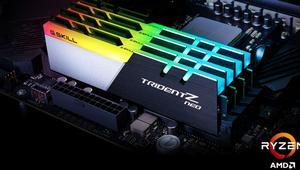 G.Skill Trident Z Neo DDR4-3800: nueva memoria RAM optimizada para los AMD Ryzen 3000 y AMD X570