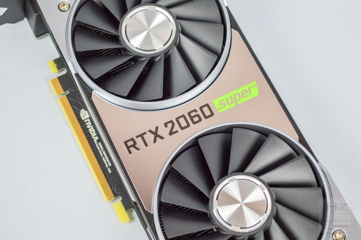 NVIDIA GeForce RTX 2060 SUPER Founders Edition - Review 15