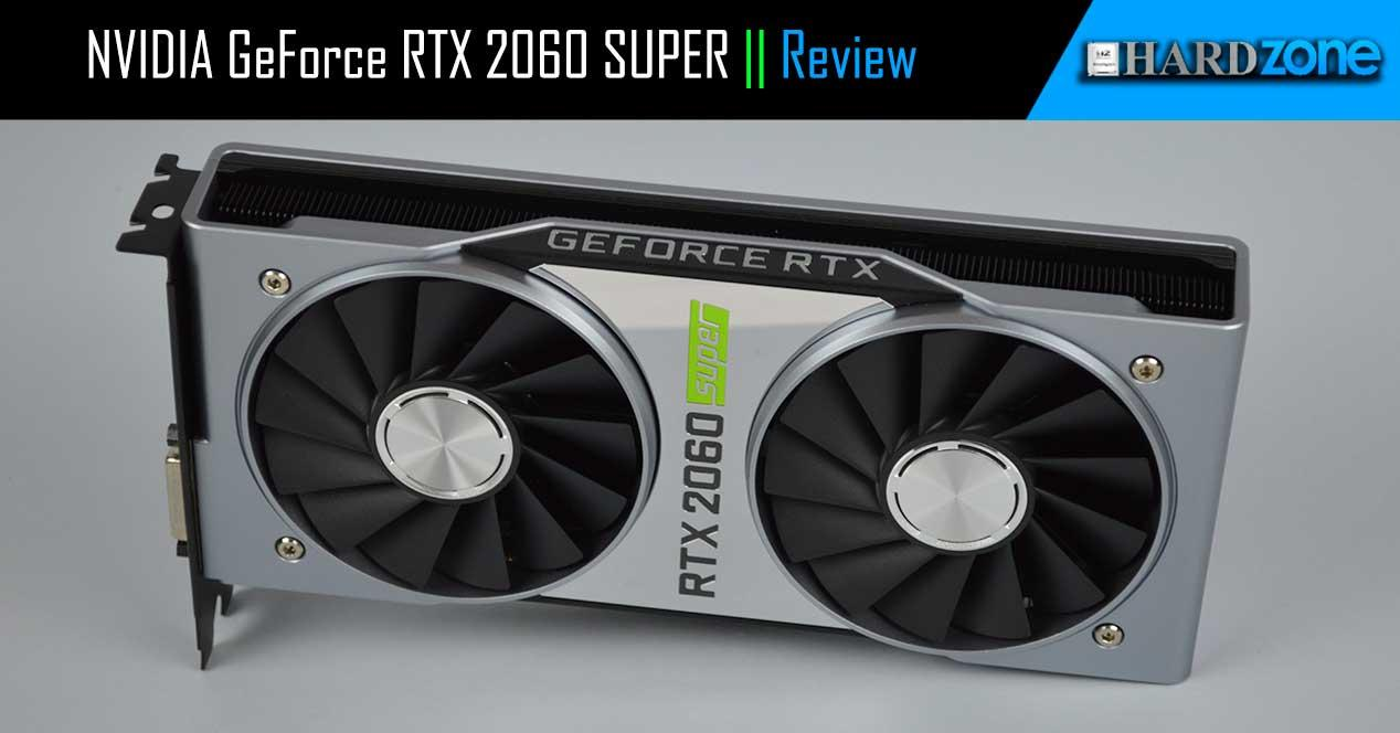 Review NVIDIA GeForce RTX 2060 SUPER