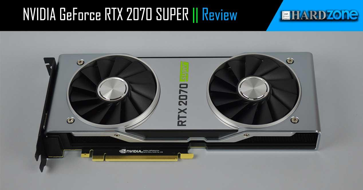 Review NVIDIA GeForce RTX 2070 SUPER