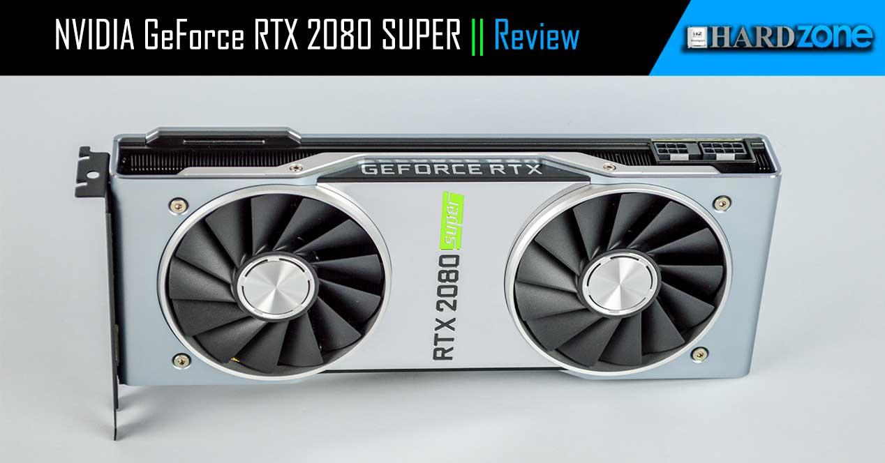Review NVIDIA GeForce RTX 2080 SUPER