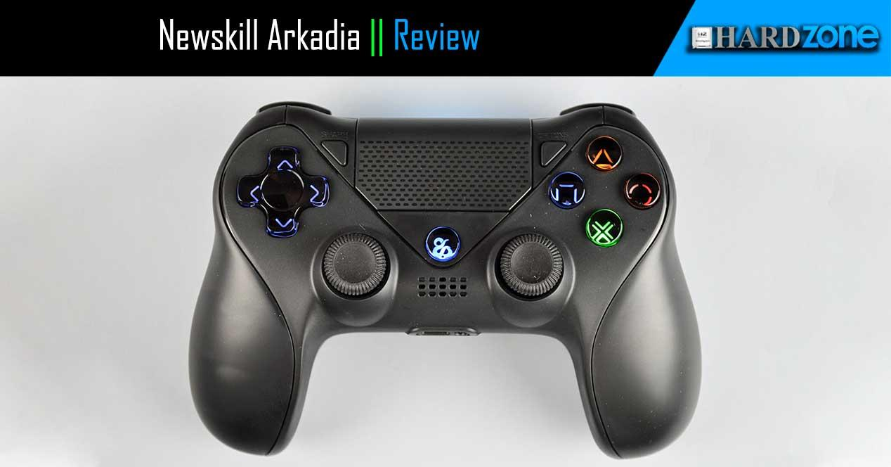 Review Newskill Arkadia
