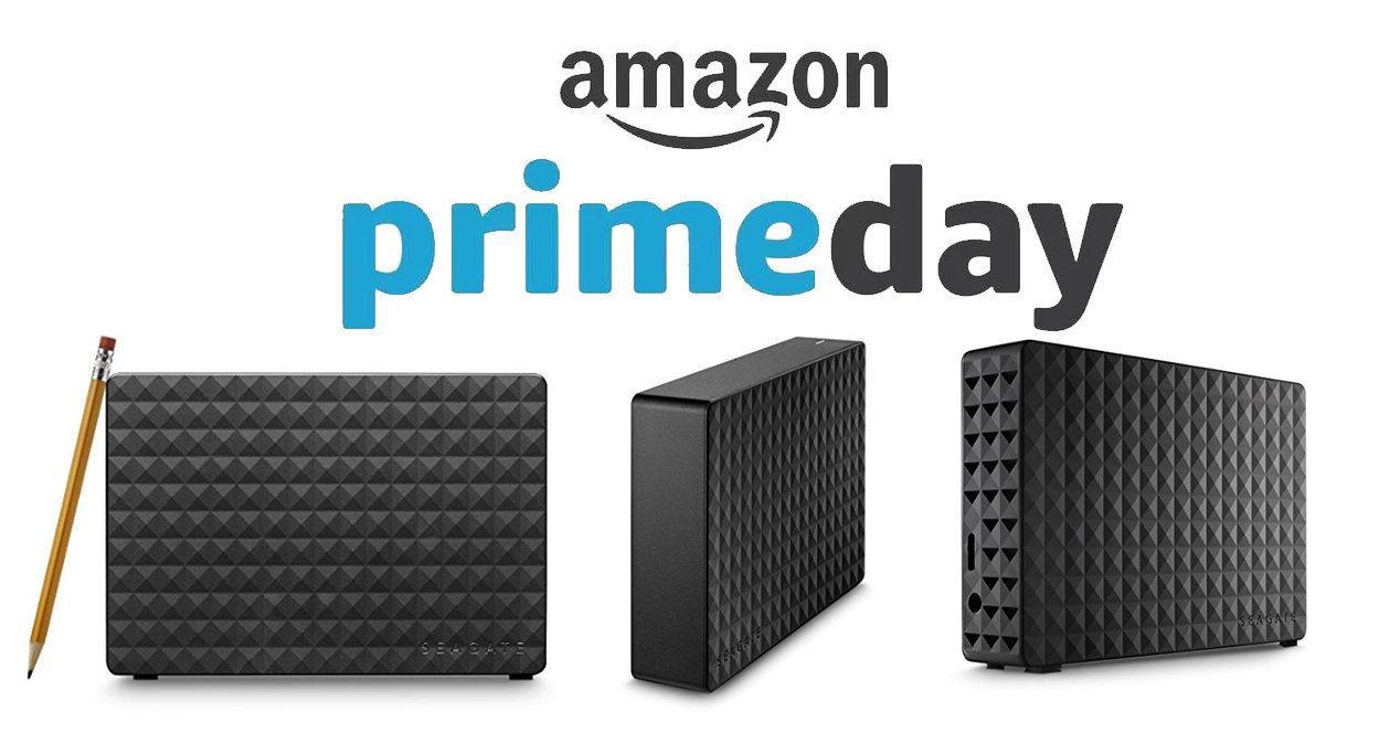 Ver noticia '¿6 TB por 100 euros? Solo los más rápidos podrán conseguirlo en el Amazon Prime Day 2019'