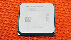 AMD Athlon 300GE: filtrados los primeros detalles, imágenes y resultados en 3DMark