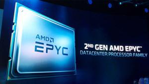 AMD EPYC Rome de 7 nm ya es oficial: destrozando a Intel con 64 núcleos