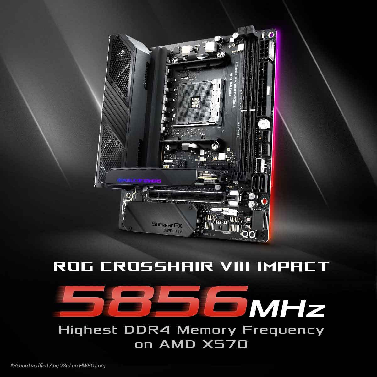 ASUS-ROG-Crosshair-VIII-Impact-and-AMD-Ryzen-3000-CPU-World-Record-Memory-Frequency-Overclock