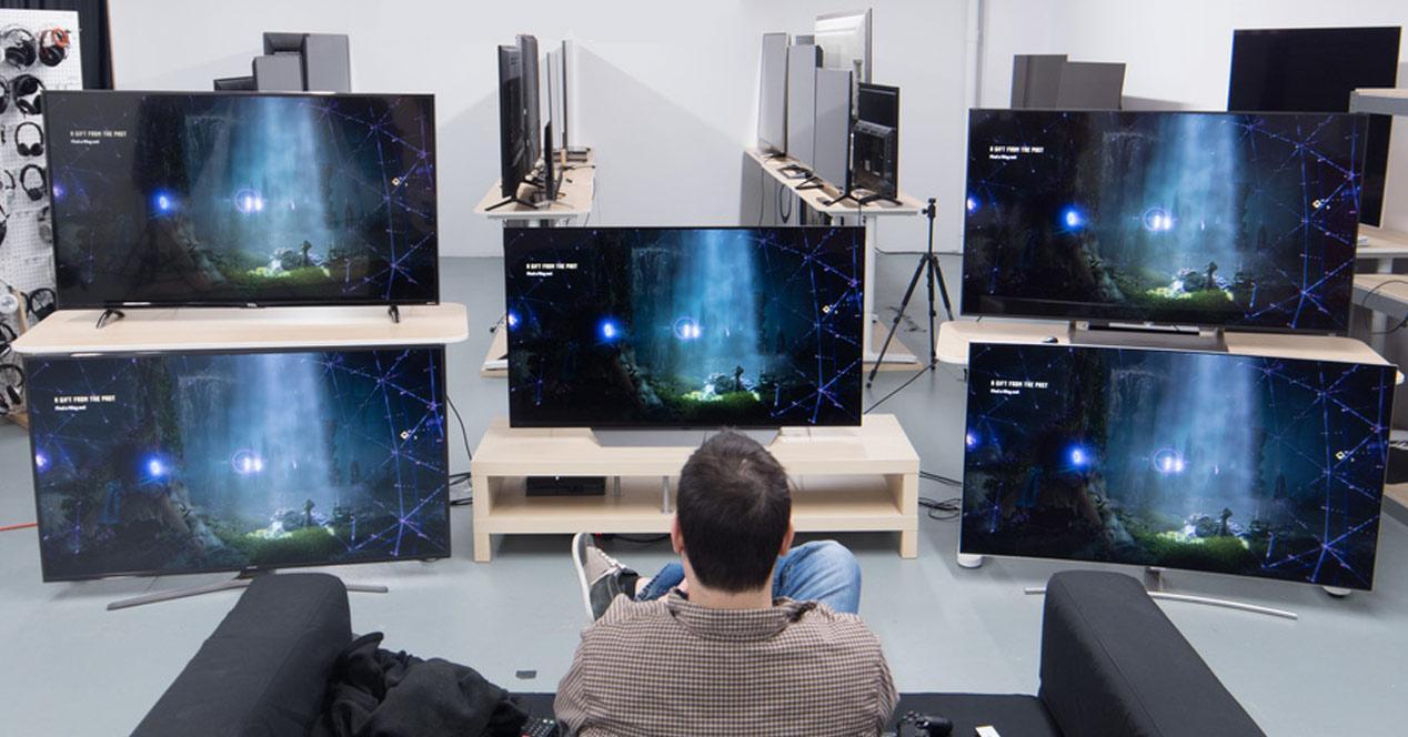 TV jugar