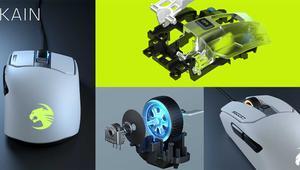 ROCCAT Kain, Sense AIMO, Vulcan 121 y 122: nuevos teclados y ratones en la Gamescom 2019