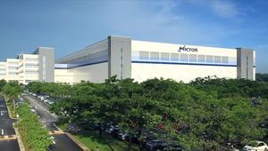Micron abre una nueva fábrica de memorias NAND Flash con 96 capas