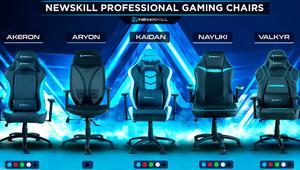 Newskill presenta cinco nuevas sillas gaming para todos los bolsillos
