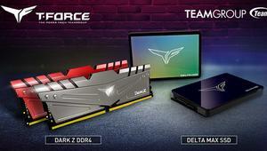 TEAMGROUP T-FORCE DELTA MAX RGB Y DARK Z: nuevo SSD con RGB y memorias RAM DDR4 baratas