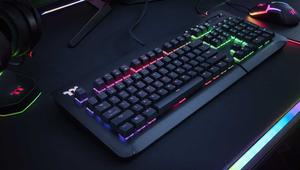 Thermaltake Level 20 GT RGB: nuevo teclado gaming de aluminio con interruptores Cherry y Razer