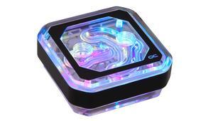 Alphacool lanza sus nuevos bloques de CPU Eisblock XPX Aurora con ARGB