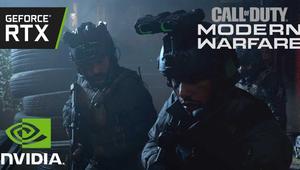 NVIDIA regala Call of Duty: Modern Warfare con la compra de cualquier tarjeta gráfica RTX