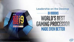 Intel lanzará el i9-9900KS en octubre para compensar el retraso de Comet Lake-S a 2020