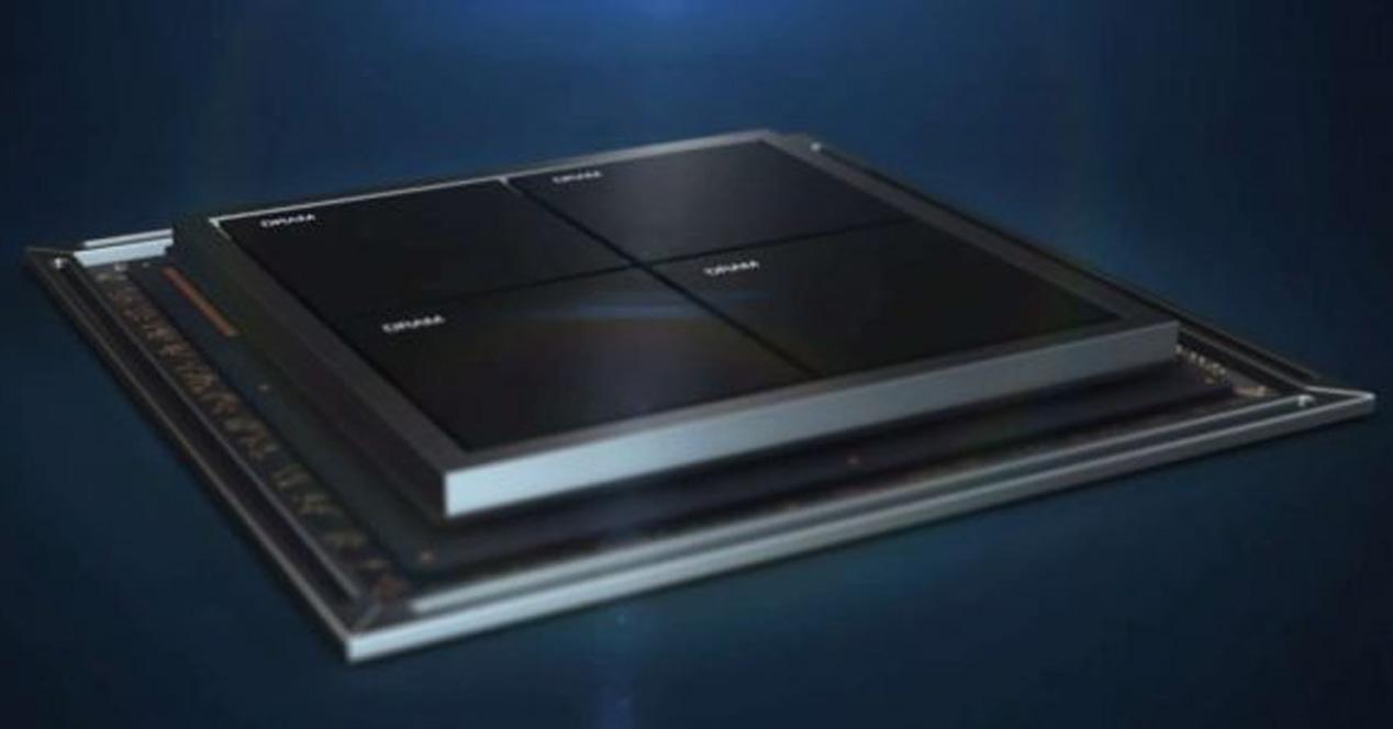 Ver noticia 'Intel Lakefield: uno de los primeros chips con Foveros montaría una gráfica Iris Plus G7'