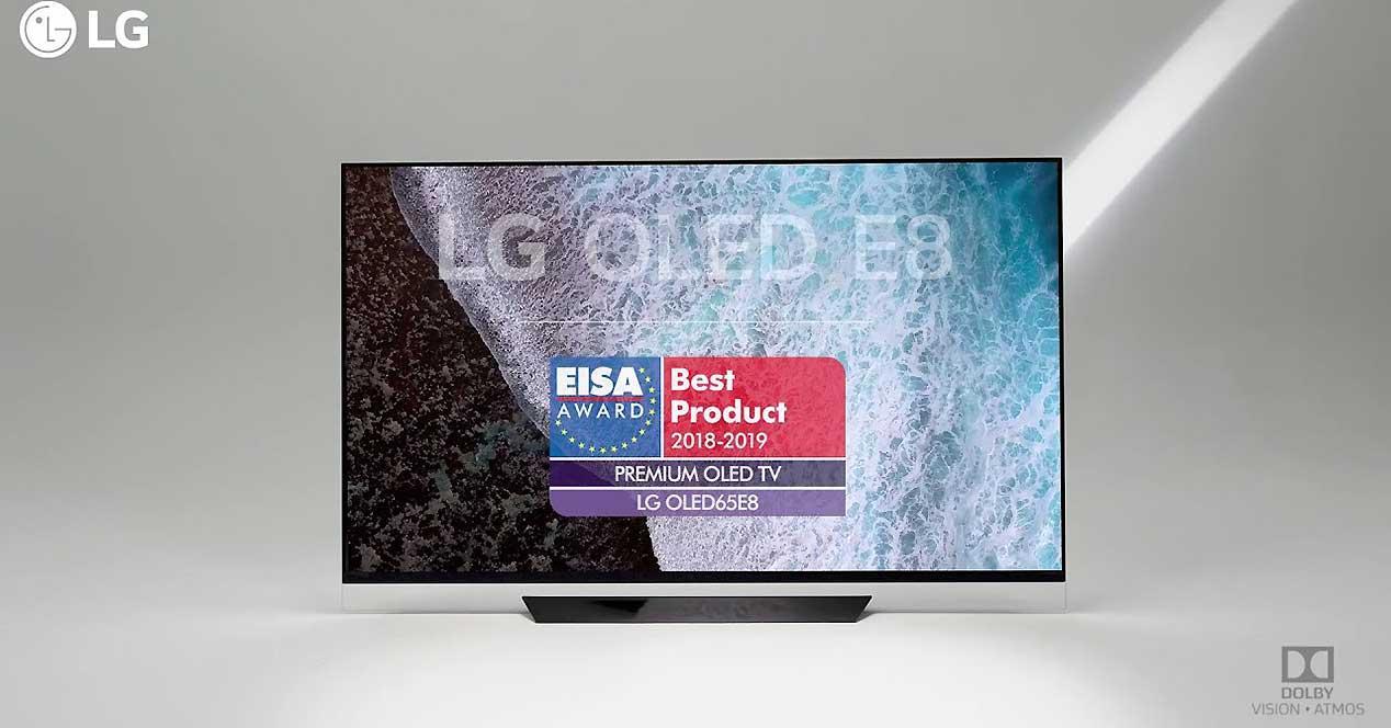 LG-OLED65E8