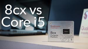 Filtrado el rendimiento del Qualcomm 8cx en Geekbench: casi como un i5-8250U