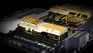 G.Skill Trident Z Serie Royal: nuevos kit de memoria RAM DDR4-4300 y DDR4-4000