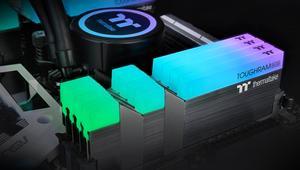 Thermaltake TOUGHRAM RGB: nueva memoria RAM DDR4 de alto rendimiento hasta 3600 MHz