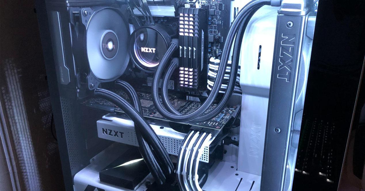Refrigeración líquida AIO para GPU