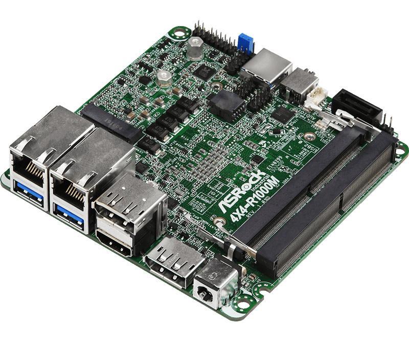 AMD lanzará su propio «NUC» en formato mini PC con procesadores Ryzen 1