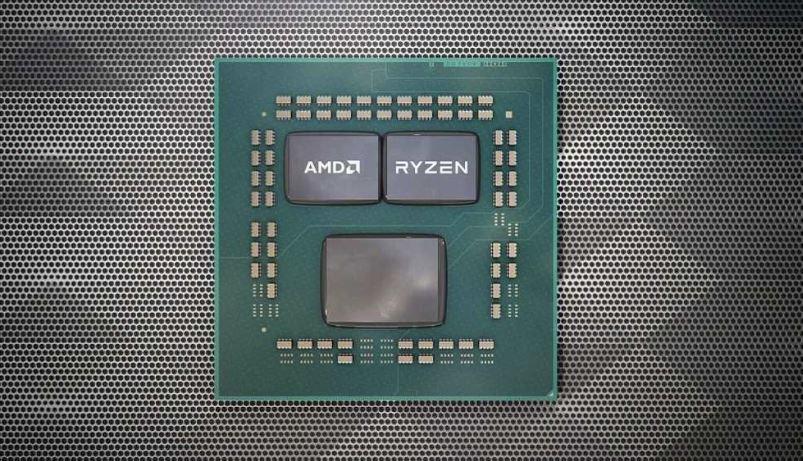 Procesador AMD Ryzen por dentro