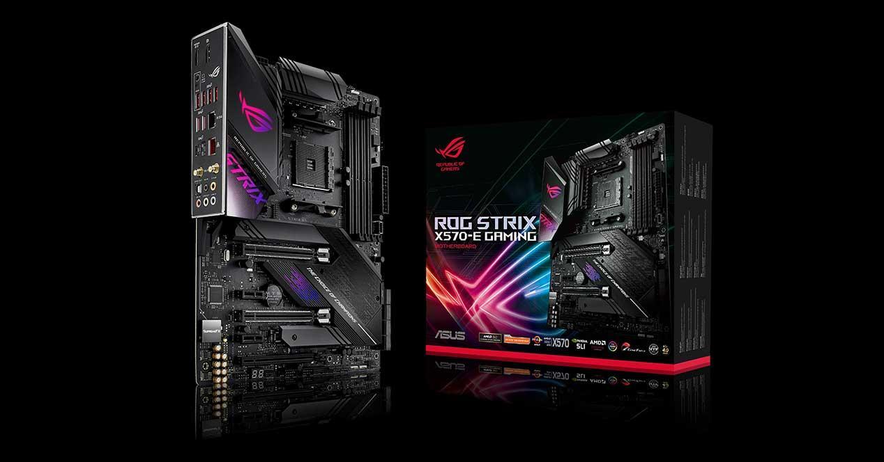 ASUS ROG STRIX X570-E GAMING web