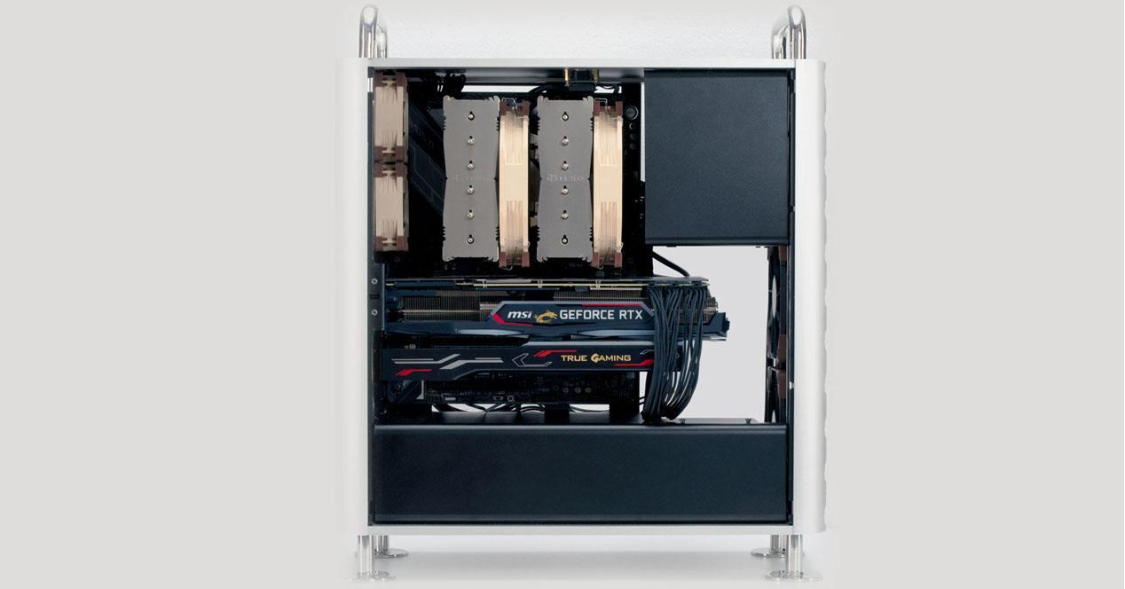 Caja Dune Pro que es igual que la del Mac Pro