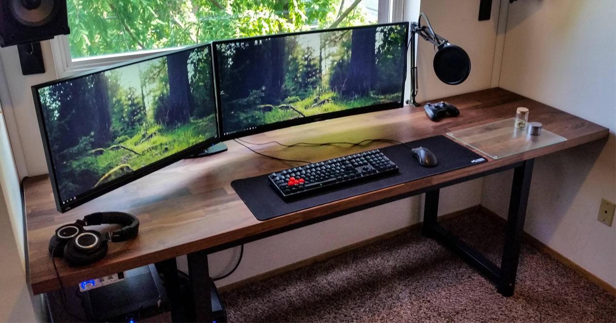 escritorio PC