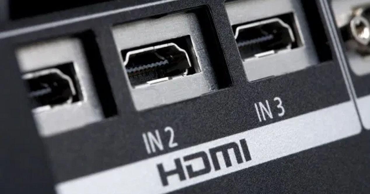 Puertos HDMI