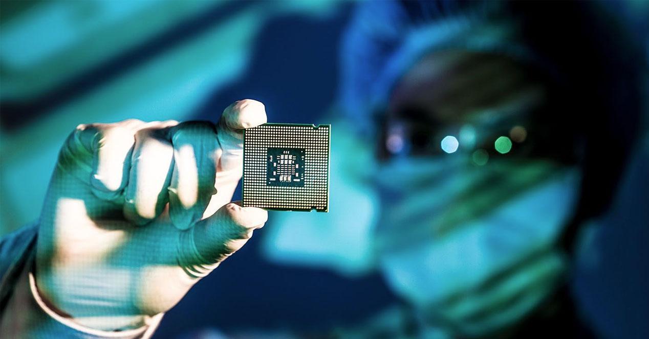 Intel procesador HEDT