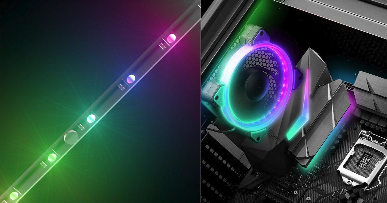 LED RGB