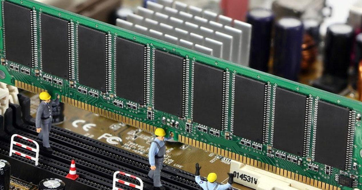 Módulo de memoria RAM