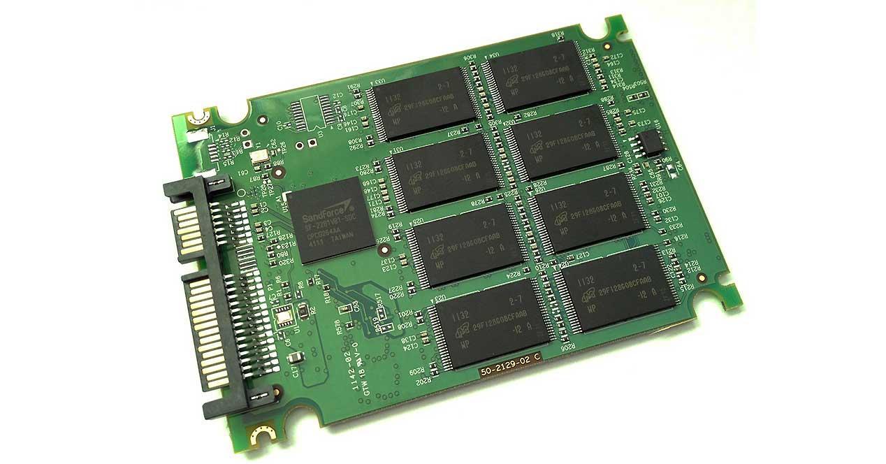 NAND-Flash-SSD
