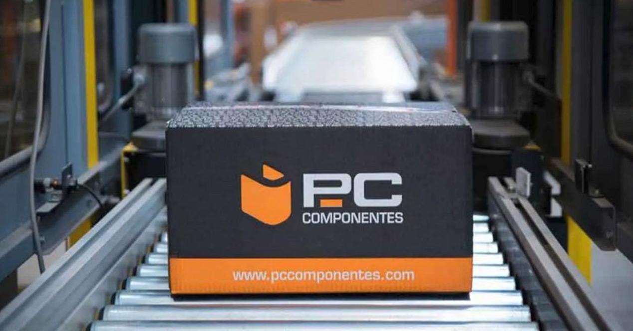 descuentos PC Componentes