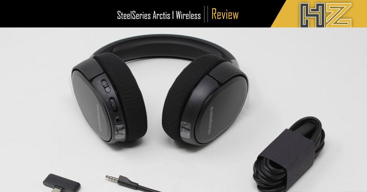 Review de los SteelSeries Arctis 1 Wireless