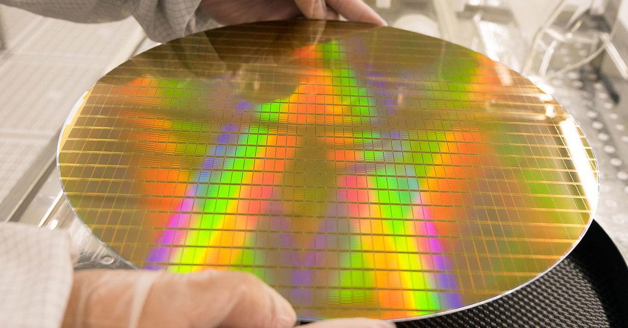 Wafer de 16 nm de TSMC
