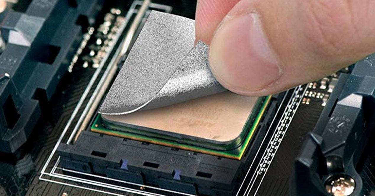 Thermal Pads para procesador