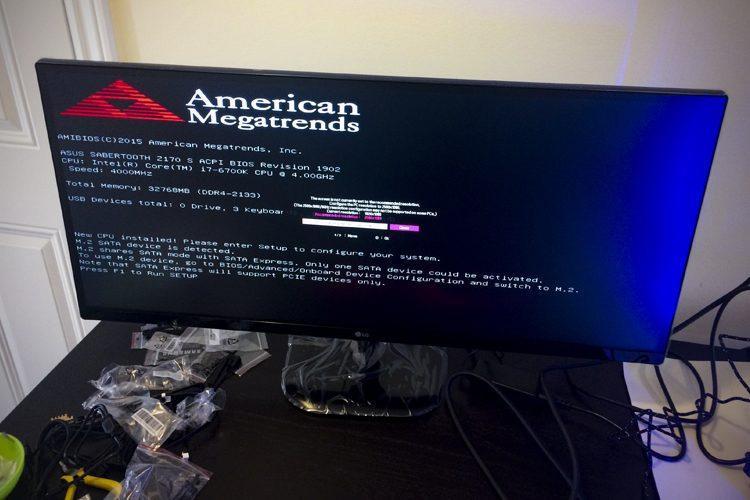 Cuando arrancamos el PC ¿qué es lo que sucede tras pulsar el botón de encendido? 3