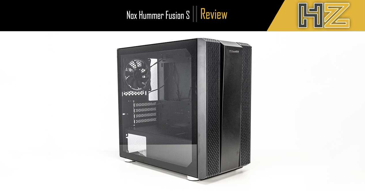 nox hummer fusion s review analisis