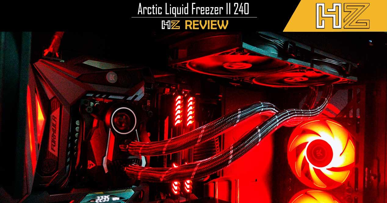 Portada Review Arctic Freezer Liquid II 240