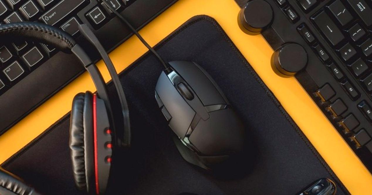 ratones gaming baratos