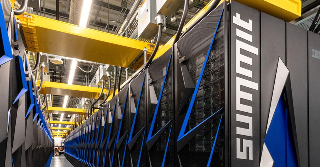 Super Ordenador IBM Summit