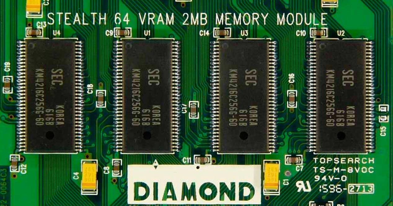 memoria VRAM