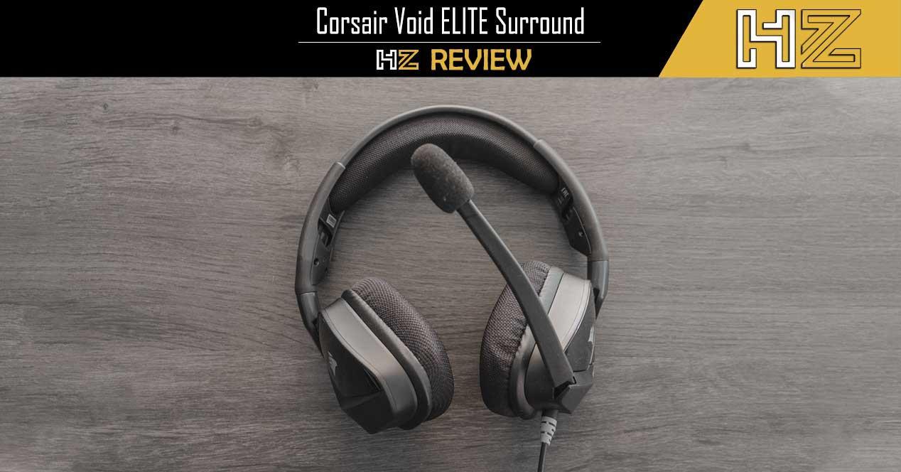 corsair void elite surround gaming 7.1