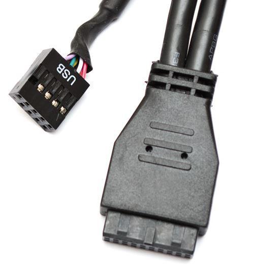 Dónde conectar los cables de las cajas en la placa base