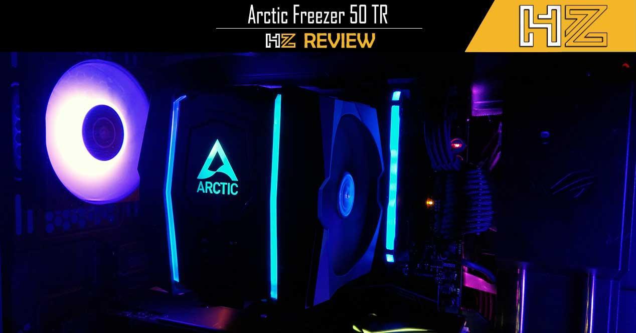 Portada Arctic Freezer 50 TR
