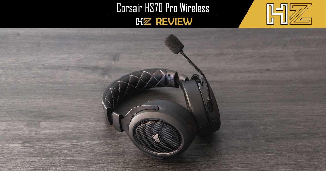 corsair hs70 pro wireless review